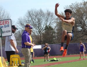 Photos: Bears Track and Field at BS 9/10 Meet