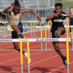 Chrisman Track and Field Shines at Blue Springs 9/10 Meet