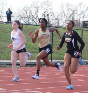Photos: Bears Compete at Truman JV Meet
