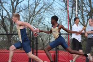 Photos: Chrisman at Raytown South JV Meet