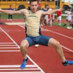 Chrisman Track and Field Competes at Fort Osage Trail Invitational
