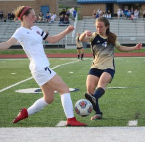 Photos: Girls Soccer versus Fort Osage