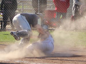 Photos: Chrisman Baseball Versus Fort Osage on April 12