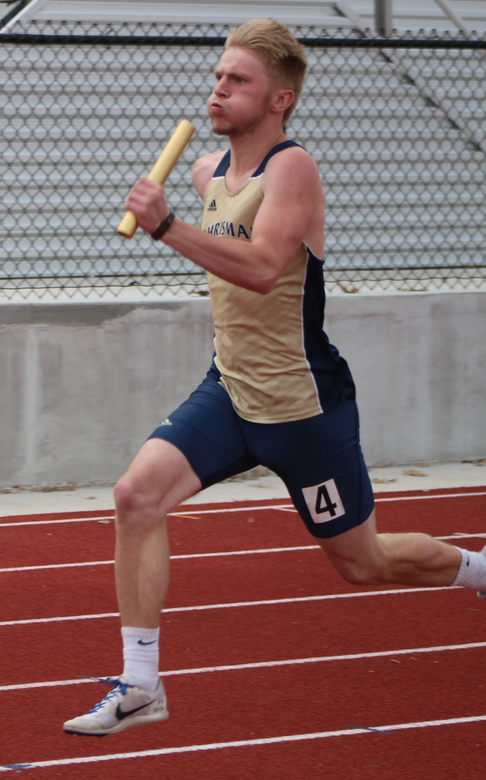 Chrisman Track and Field Finds Success at City Champs Meet