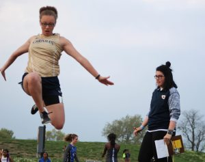 Photos: Bears Have Strong Home Meet With JV Invitational
