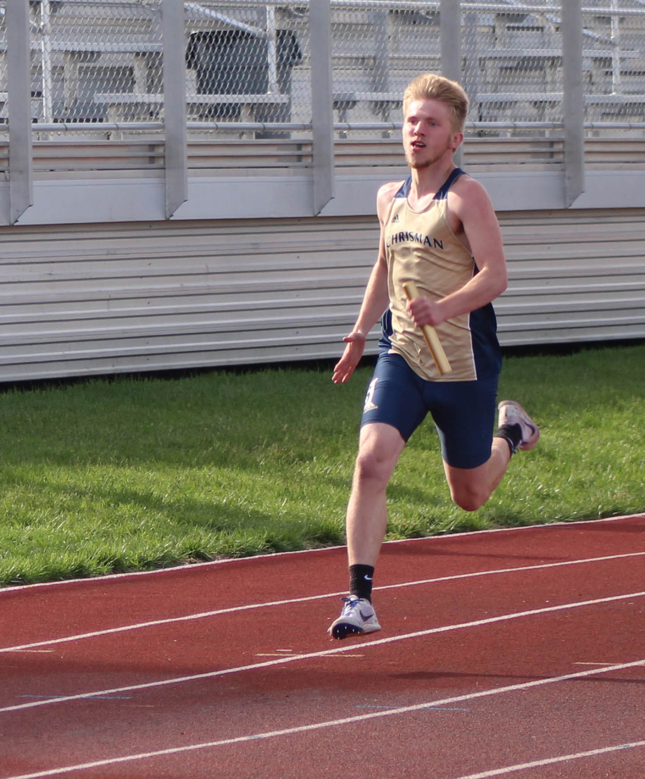 Chrisman Track and Field Has Strong Showing at Conference Meet