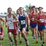 Photos: Cross Country Competes at City Champs