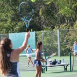 Photos - Girls' Tennis Continues to Impress