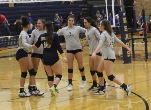Photos – Lady Bears Compete at Home Tournament