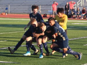 Photos: Chrisman Soccer Tops Fort Osage in Final Seconds