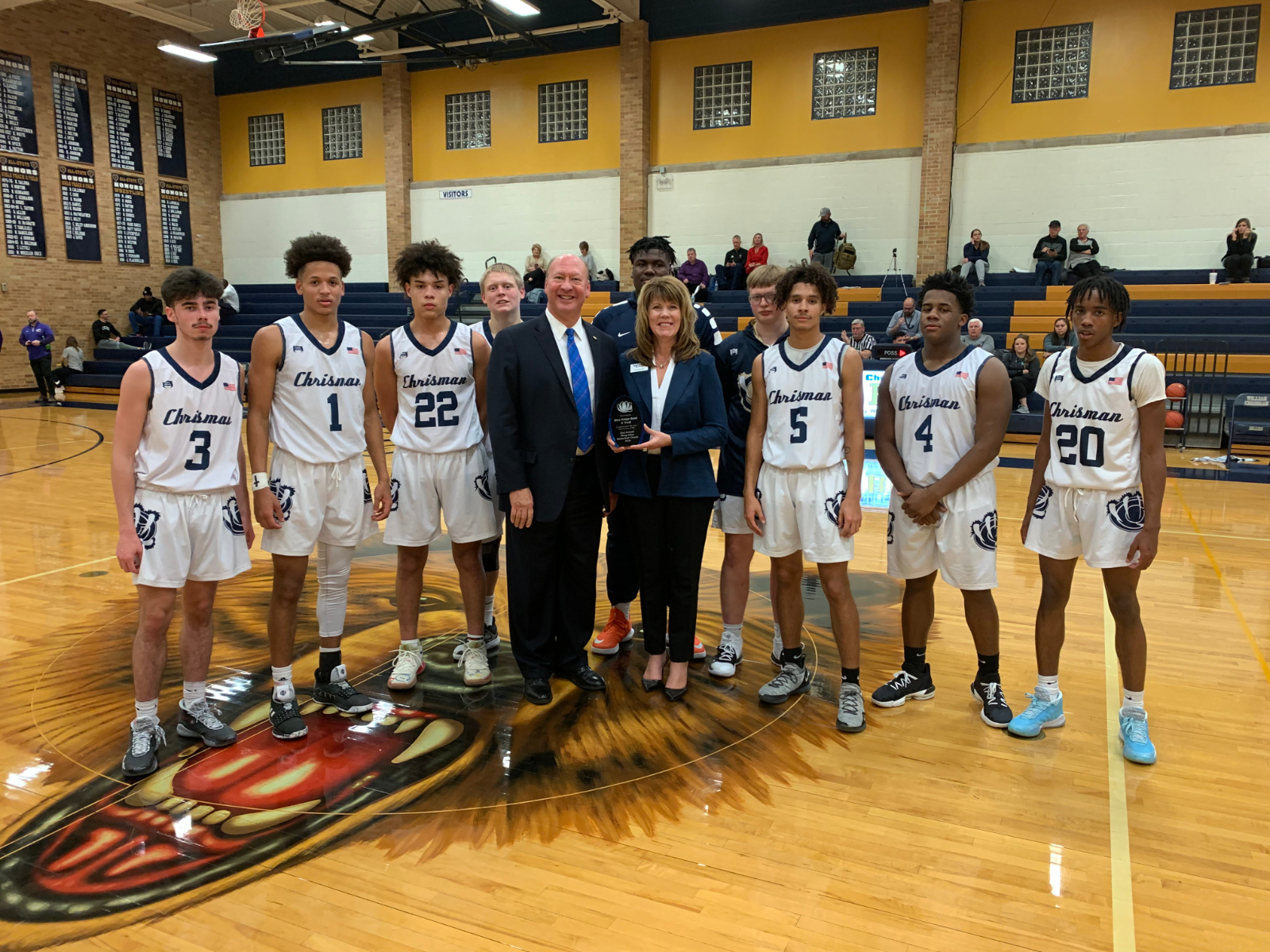 Phog Allen Invitational Presented by Blue Ridge Bank and Trust Co.