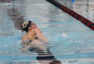 Photos From Girls Swimming Senior Night
