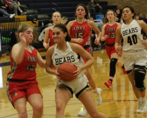 Photos: Lady Bears Defeat Fort Osage