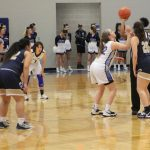 Photos: Girls Basketball Districts Against Liberty on Monday