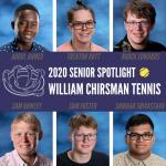 2020 Tennis Senior Spotlight