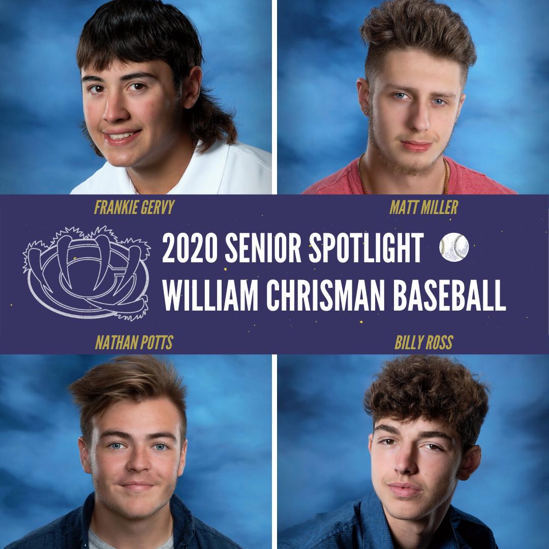 2020 Senior Baseball Spotlight