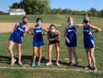 Bingham XC Races Well in Home 2.0 Mile