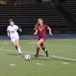 JV Girls Soccer @ Carlmont - 1/9/18