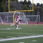 Girls Varsity Soccer vs. Carlmont 1/25/18