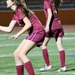JV Girls Soccer @ Woodside - 2/15/18
