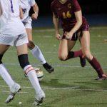 JV Girls Soccer @ Carlmont - 2/13/18