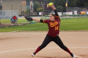 M-A Softball vs Mills 2/28