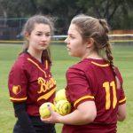 M-A Softball vs Mills 2/28