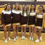 5 Seniors to be Honored at annual Dance Team Show