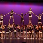 Cheer Team performance Impresses Audience