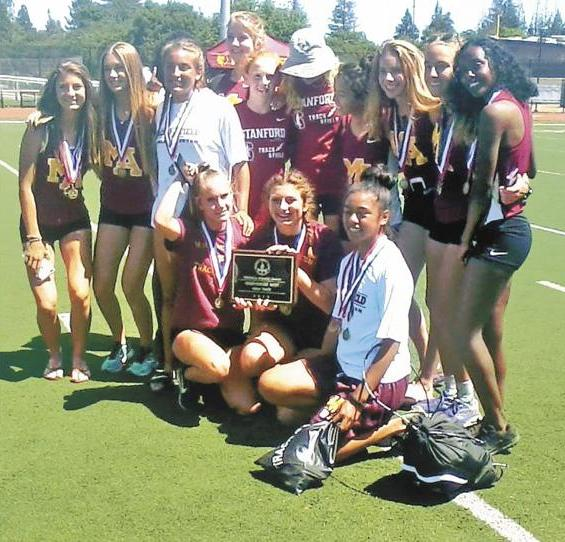 PAL track champs crowned