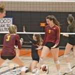 M-A stays tied atop PAL Bay with 4-set win at Woodside