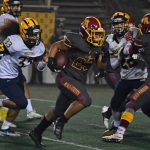 CCS football roundup: Menlo-Atherton, WCAL powers advance