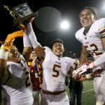 Down 21, Menlo-Atherton rallies to stun Wilcox in CCS Open I final