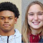 Athletes of the Week-Anna Smith & Deston Hawkins