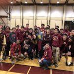 Boys Wrestling Beats El Camino High 66-9