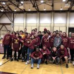 Boys Wrestling Beats Burlingame High School 39-36 and Clinches First Place