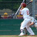 M-A baseball gains on league leader