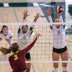 M-A girls get past Paly in CCS Open Division volleyball