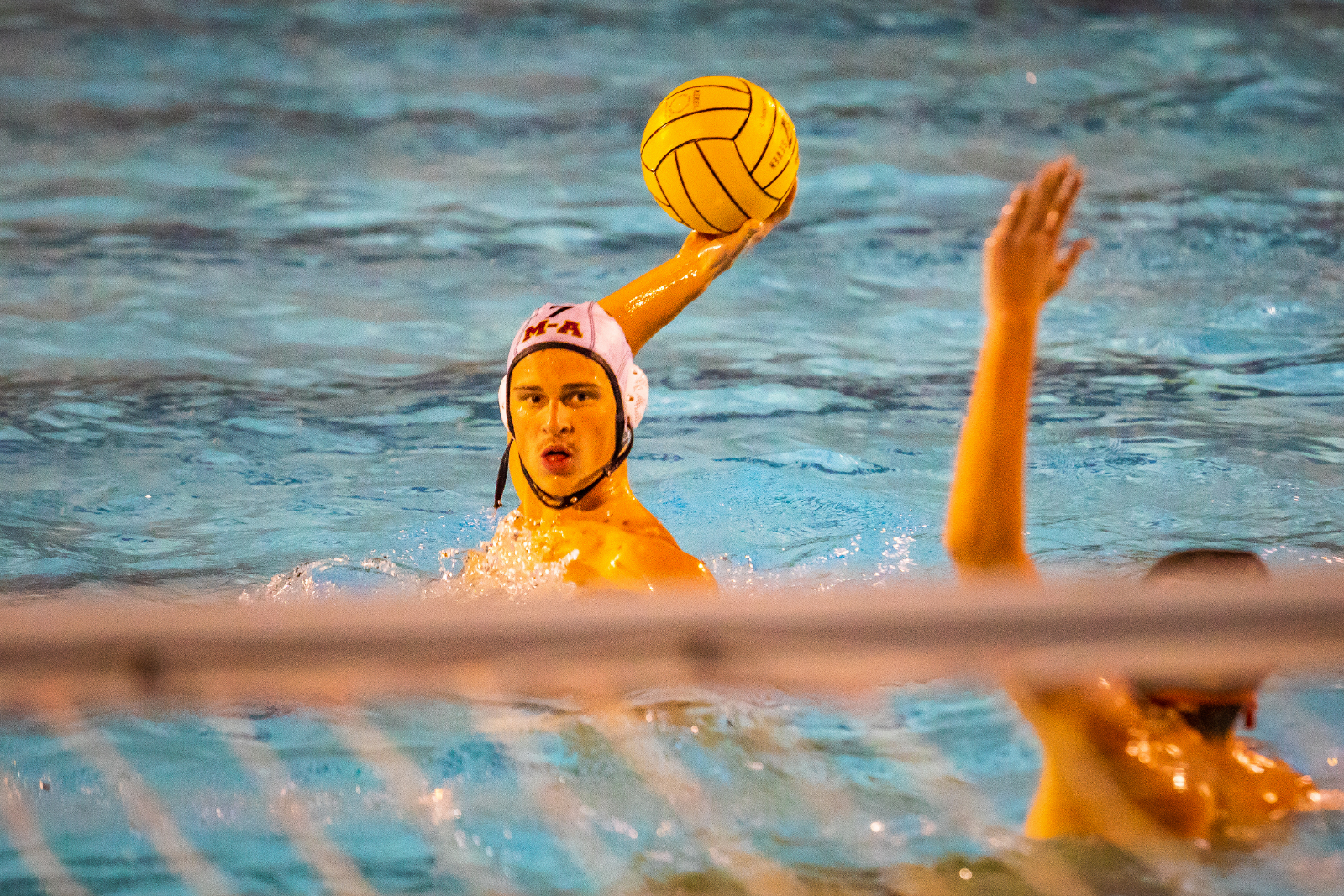 Boys Water Polo earns trip to CCS D1 title game