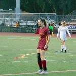 M-A girls 'Kraft' a PAL soccer victory over the Tigers