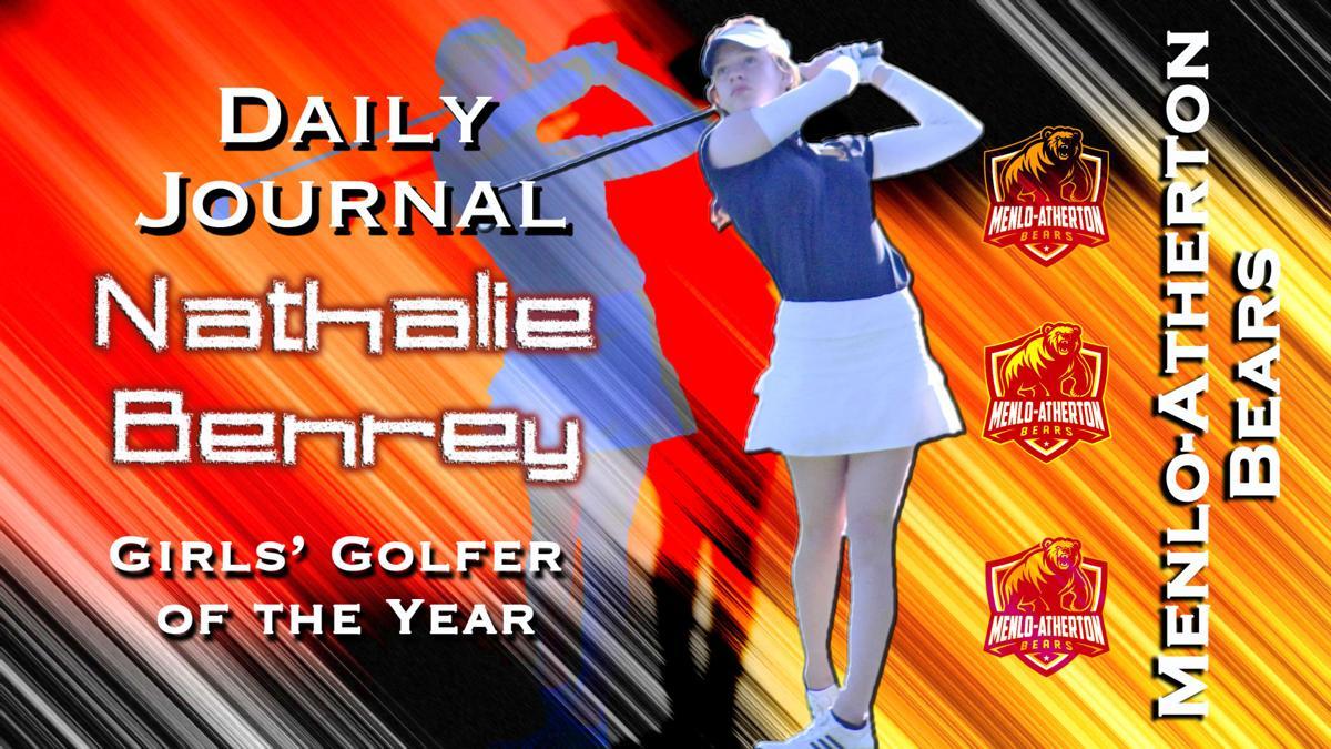 Girls Golfer of the Year: M-A's Nathalie Benrey