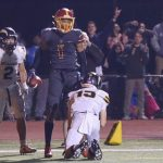 CCS Junior of the Year TROY FRANKLIN, MENLO-ATHERTON