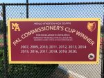 M-A Wins Commissioner's Cup for 12th Consecutive Year