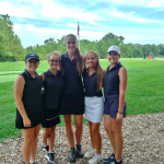 Girls Varsity Golf Captures Superintendent's Cup