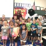 Swoop stops by Northview and Bell Prairie