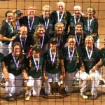 SOFTBALL TEAM PLACES 3RD IN THE STATE