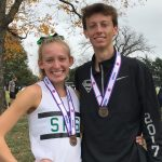 OUTSTANDING STATE MEET FOR CROSS COUNTRY
