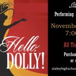 "MUSICAL ""HELLO, DOLLY!"" TO TAKE PLACE THURSDAY, FRIDAY, SATURDAY"