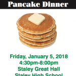 PANCAKE DINNER, COACHES VS. CANCER, MAXPREPS FRIDAY