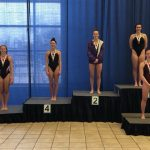 GIRLS' SWIM AND DIVE TEAM PLACES 10TH AT STATE